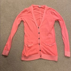Women's Gap button cardigan sweater. Size XS